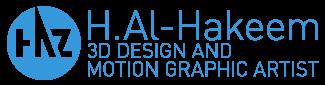iHazDesign  H.Al-Hakeem Portfolio Site