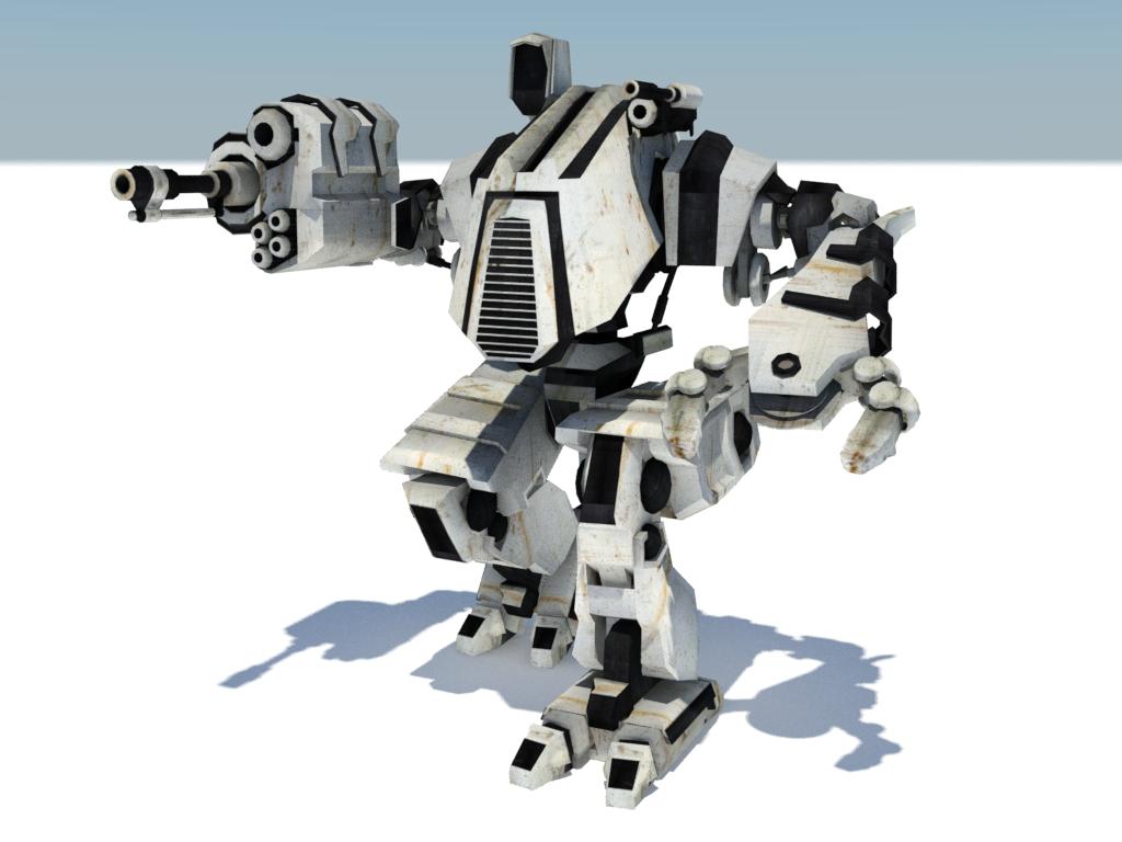 robot-render